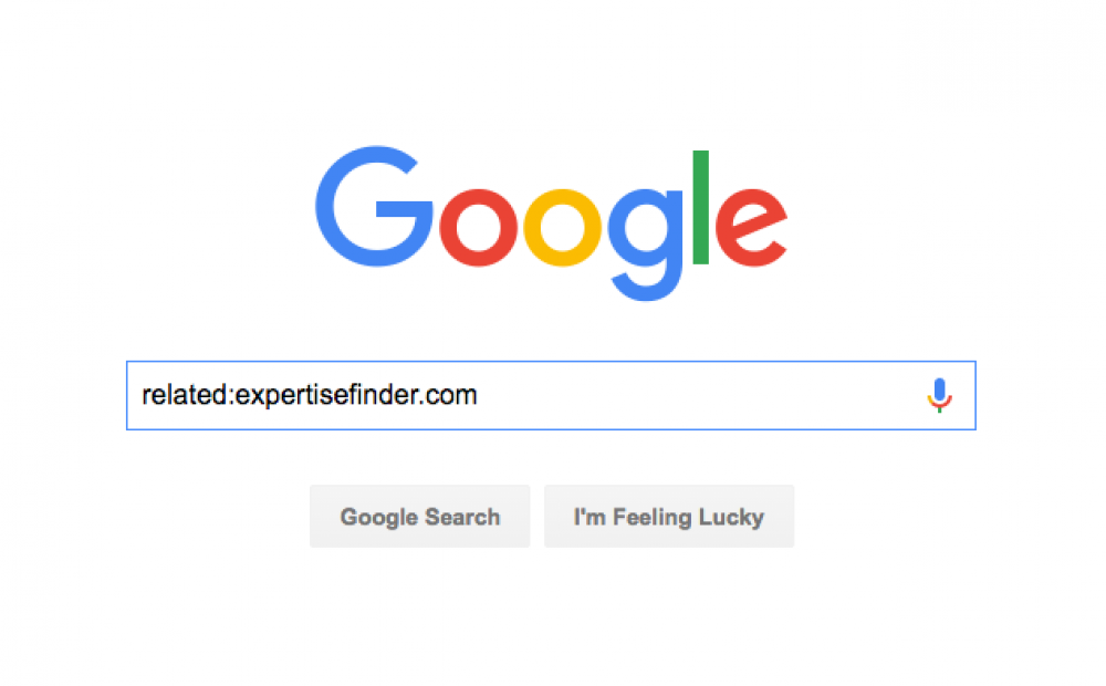 3 Quick Google Tips to Find Experts & Info Faster