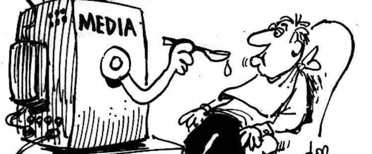 Social media is like getting the toothpaste back in the tube
